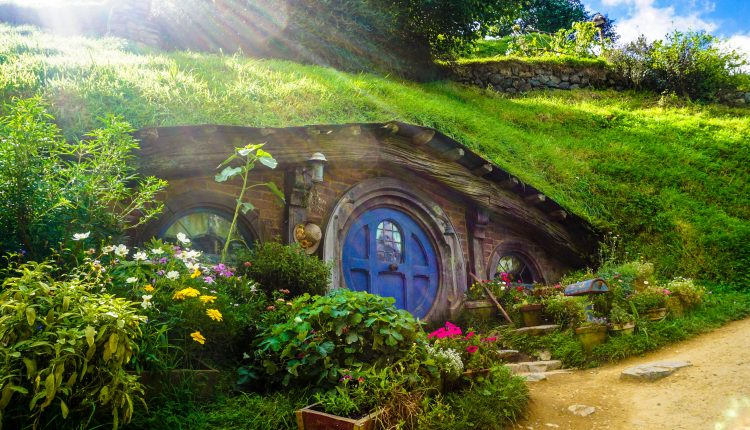 Stop Everything: You Can Actually Get Married in Hobbiton