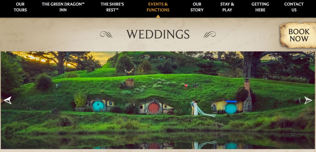 YES you can get married in Hobbiton. Here's how!