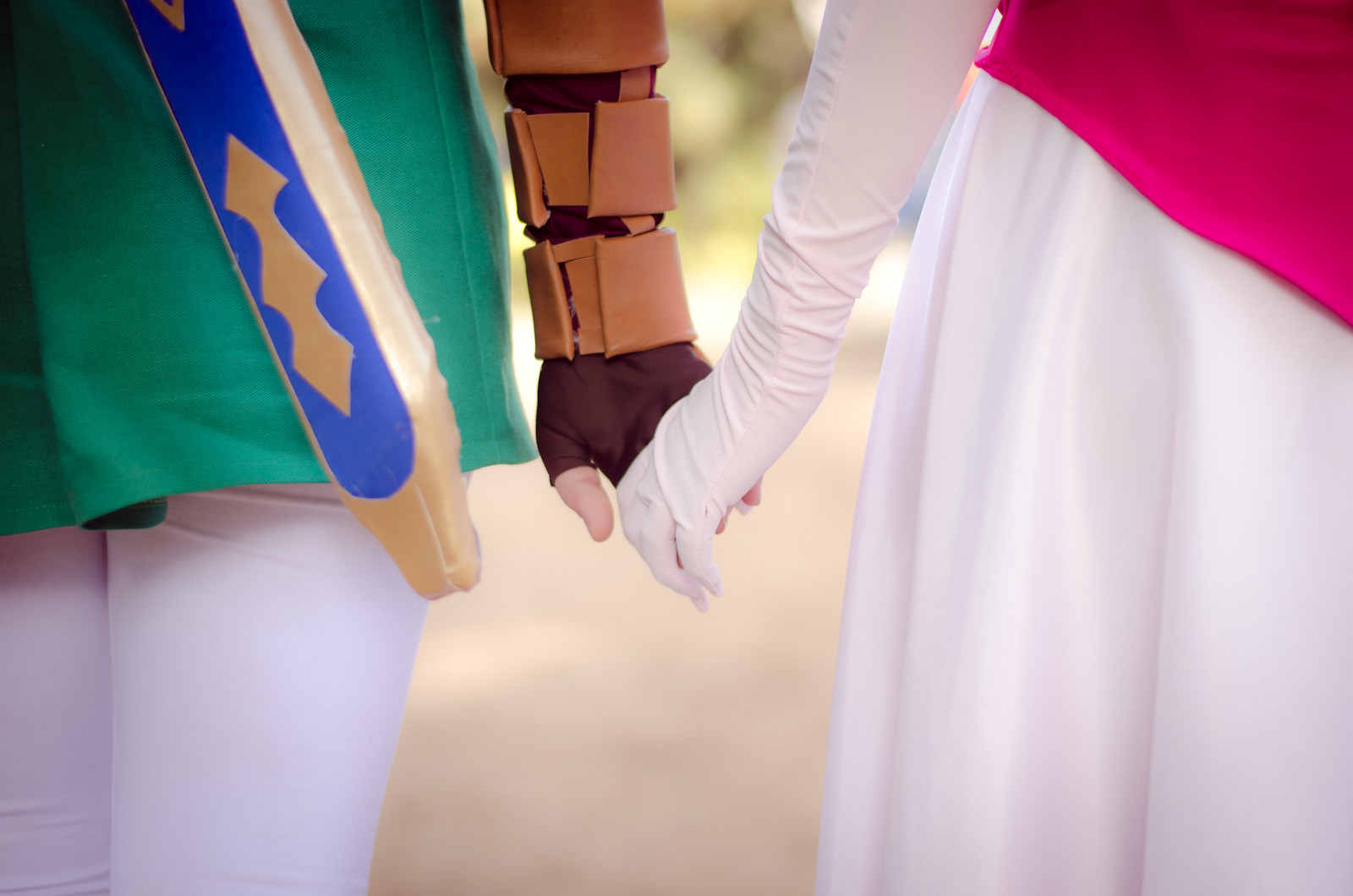 SUCH a good read. Important lessons in love you can learn from Legend of Zelda: Ocarina of Time.