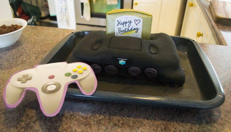 This N64 Birthday Surprise is #GeekCoupleGoals