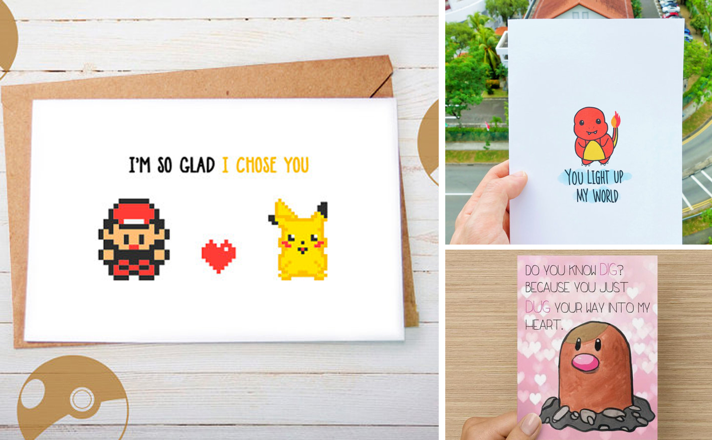 Adorable Valentine S Cards For Your Pokemon Loving Sweetheart