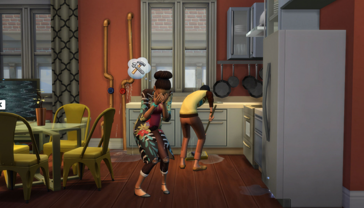 How unfit are you for a relationship, based on your Sims behaviour?